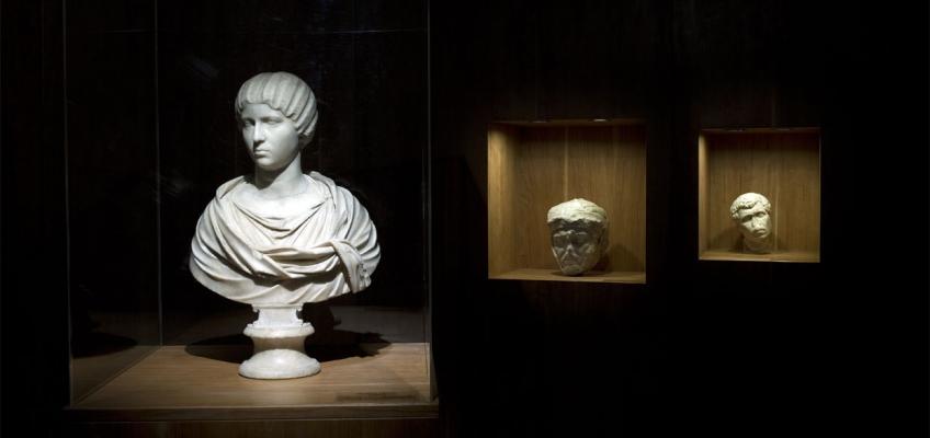 Archeological exibition 'Radici del Presente' 2007: Mogliano Veneto (ph. Mauro Mezzarobba)