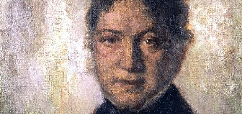 Giovanni Ritter de Zahony: 1832-1835