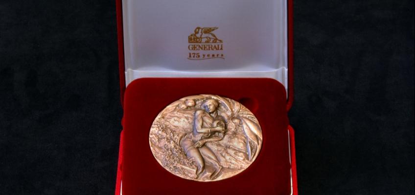 175th commemorative medal: (ph. Claudio Tommasini, Trieste)