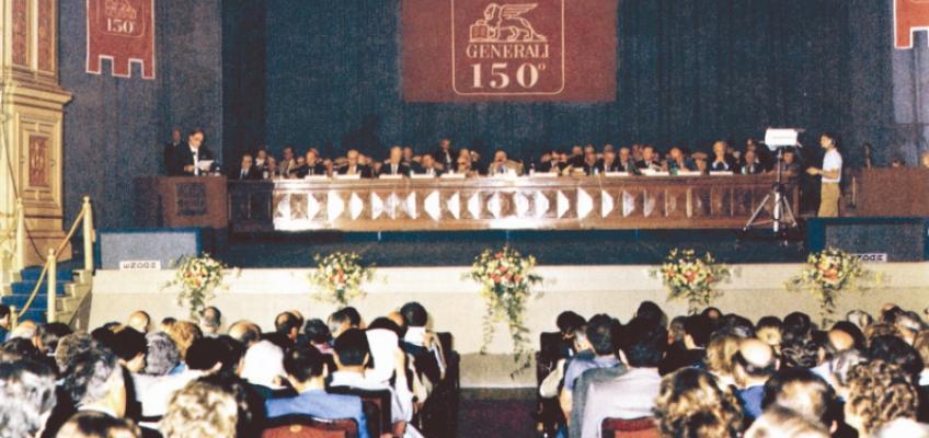 150th Conference Teatro Verdi - Trieste