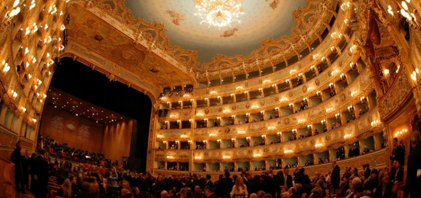 175th celebrations: concert La Fenice - Venezia (ph. Marino Sterle, Trieste)